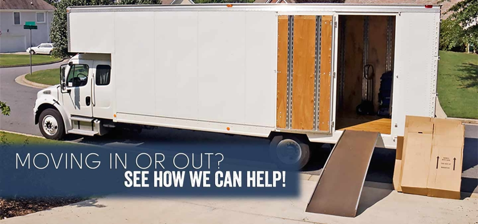 See how our moving services can help you!